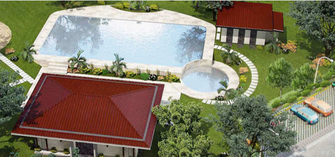 Residents can enjoy leisure time right in Narra Park Residences