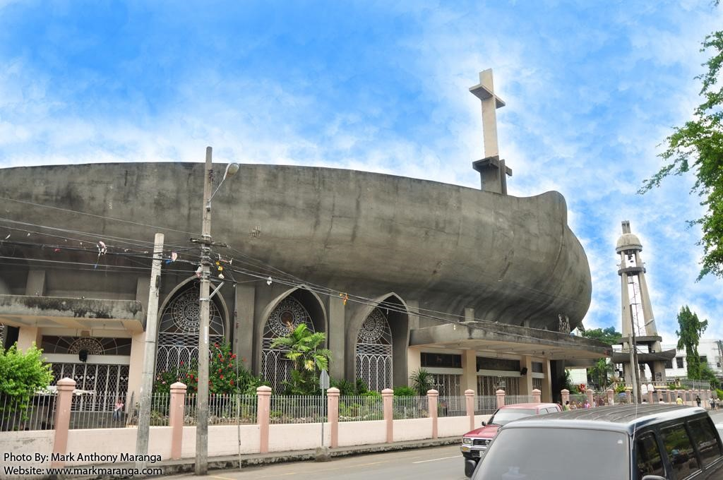 San Pedro Cathedral is the oldest church in Davao City.